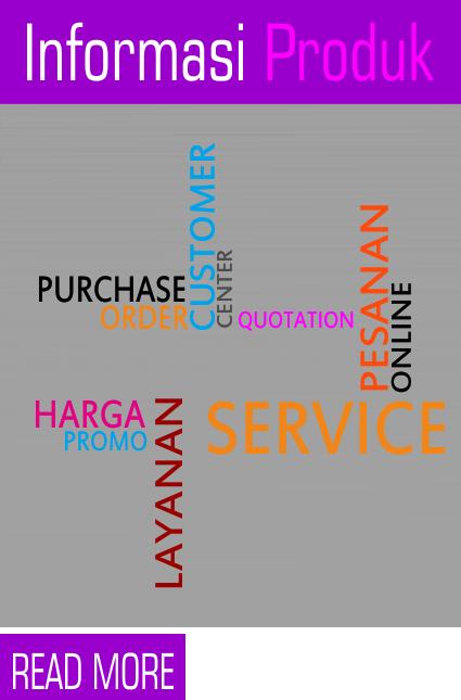 layanan informasi produk