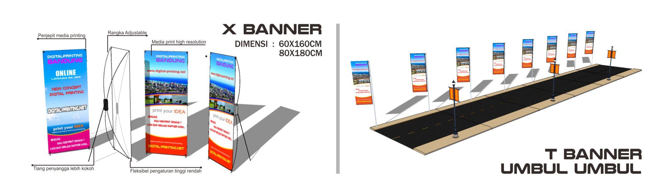 print banner bandung